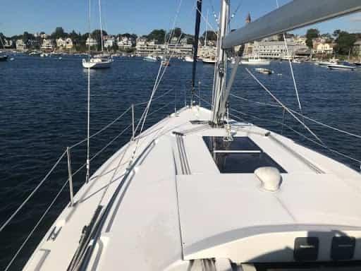 sailboat exterior
