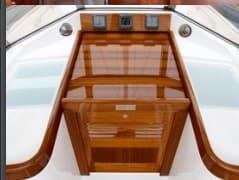 najad 355 sailboat exterior