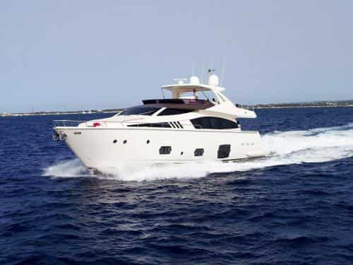 make money from boat by offering charter service