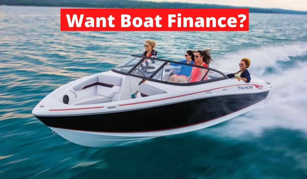 boat financing