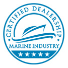 marine industry certified dealer