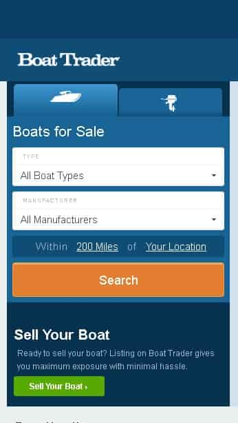 sell your boat on boattrader