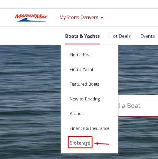 boat broker services