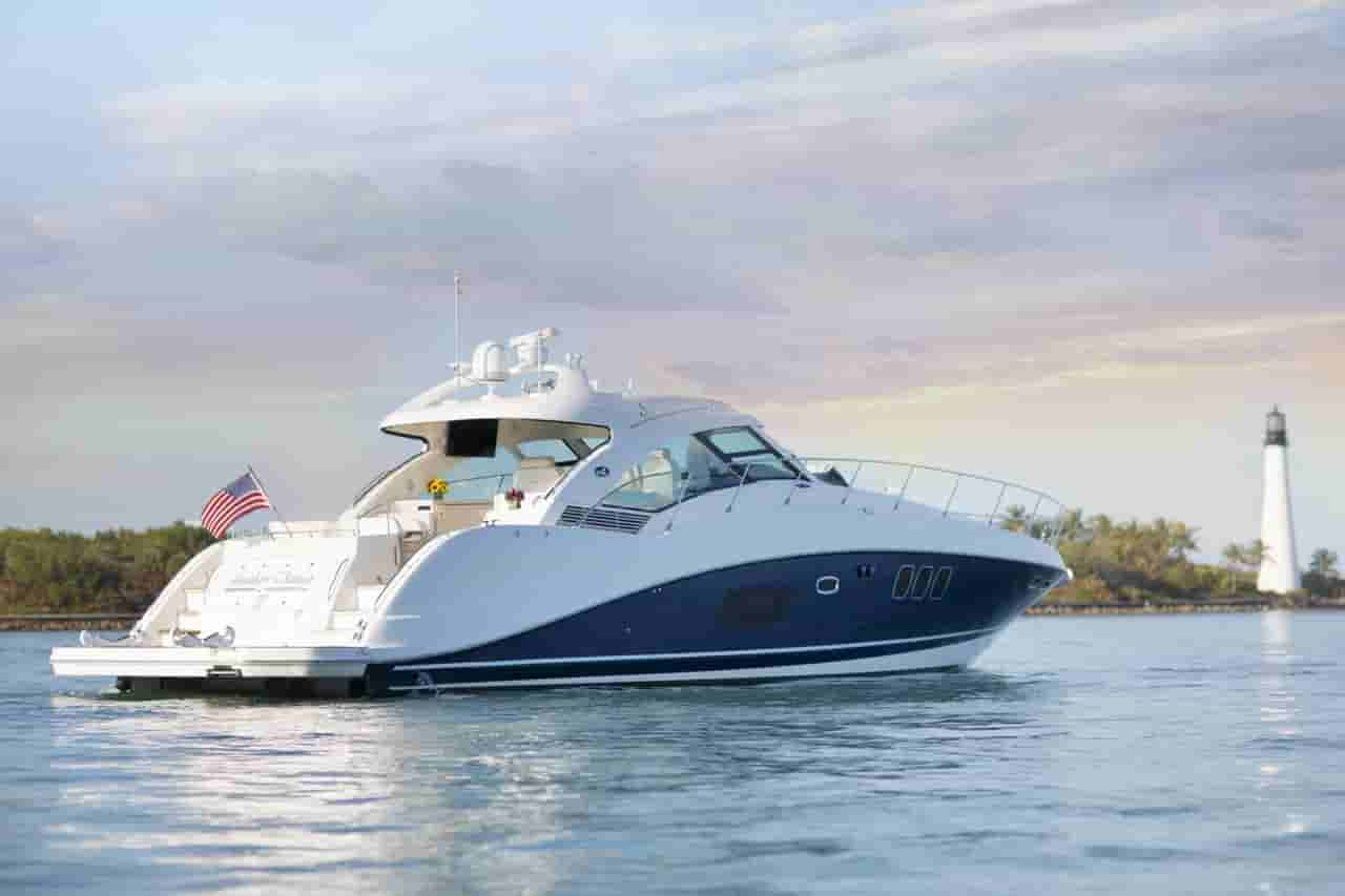 corporate private events yacht charter miami beach bay