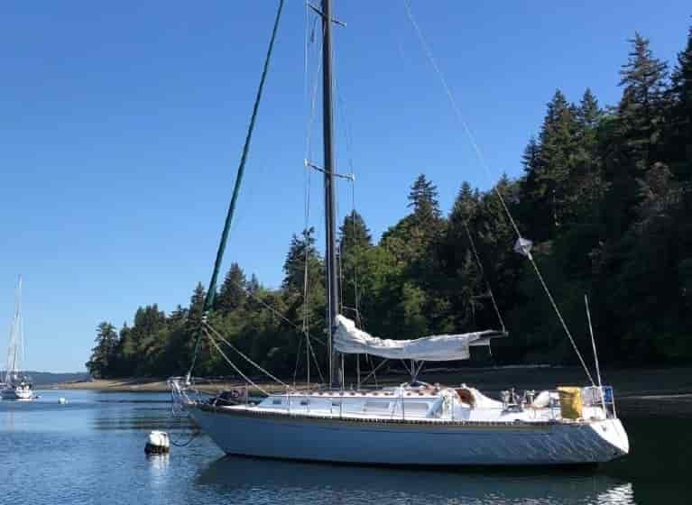 sailboats under 50 thousand