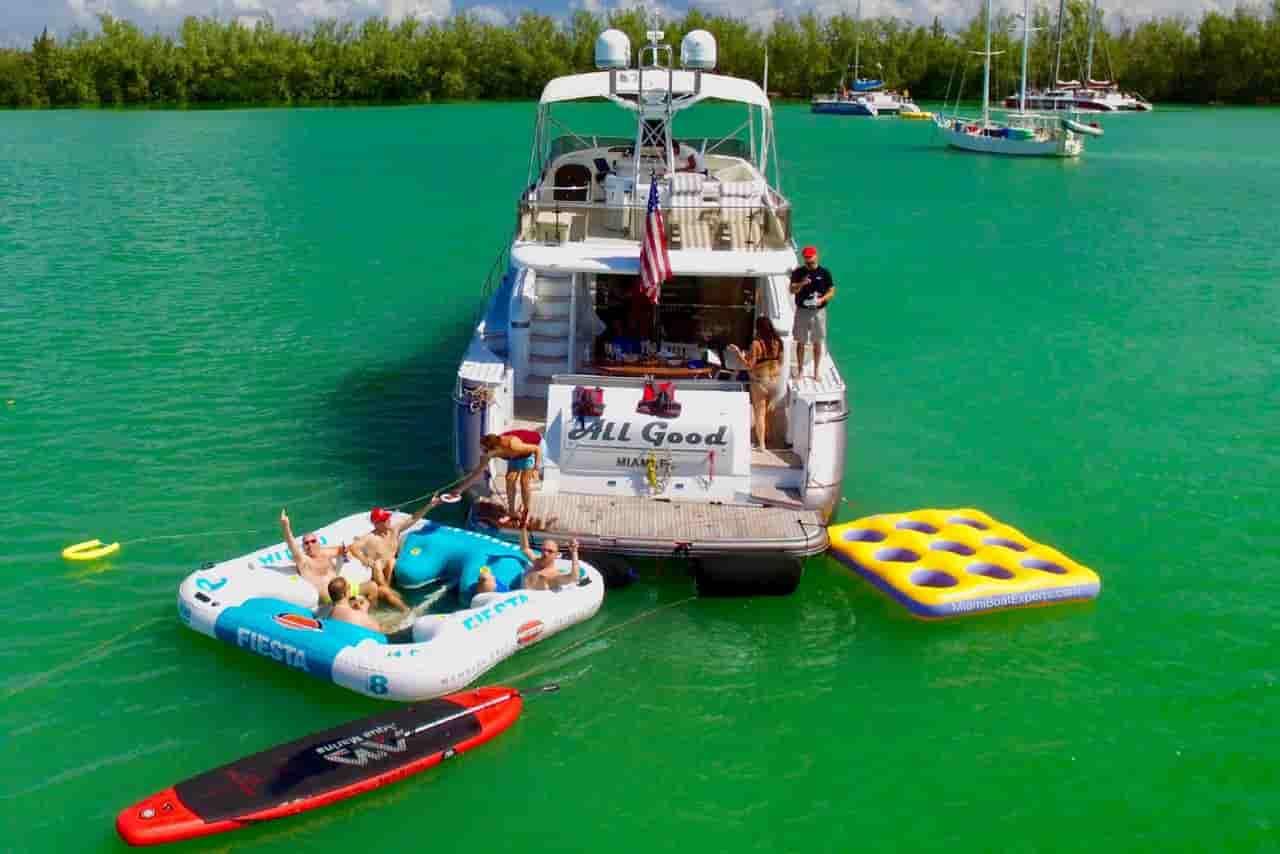 Yacht Miami 7