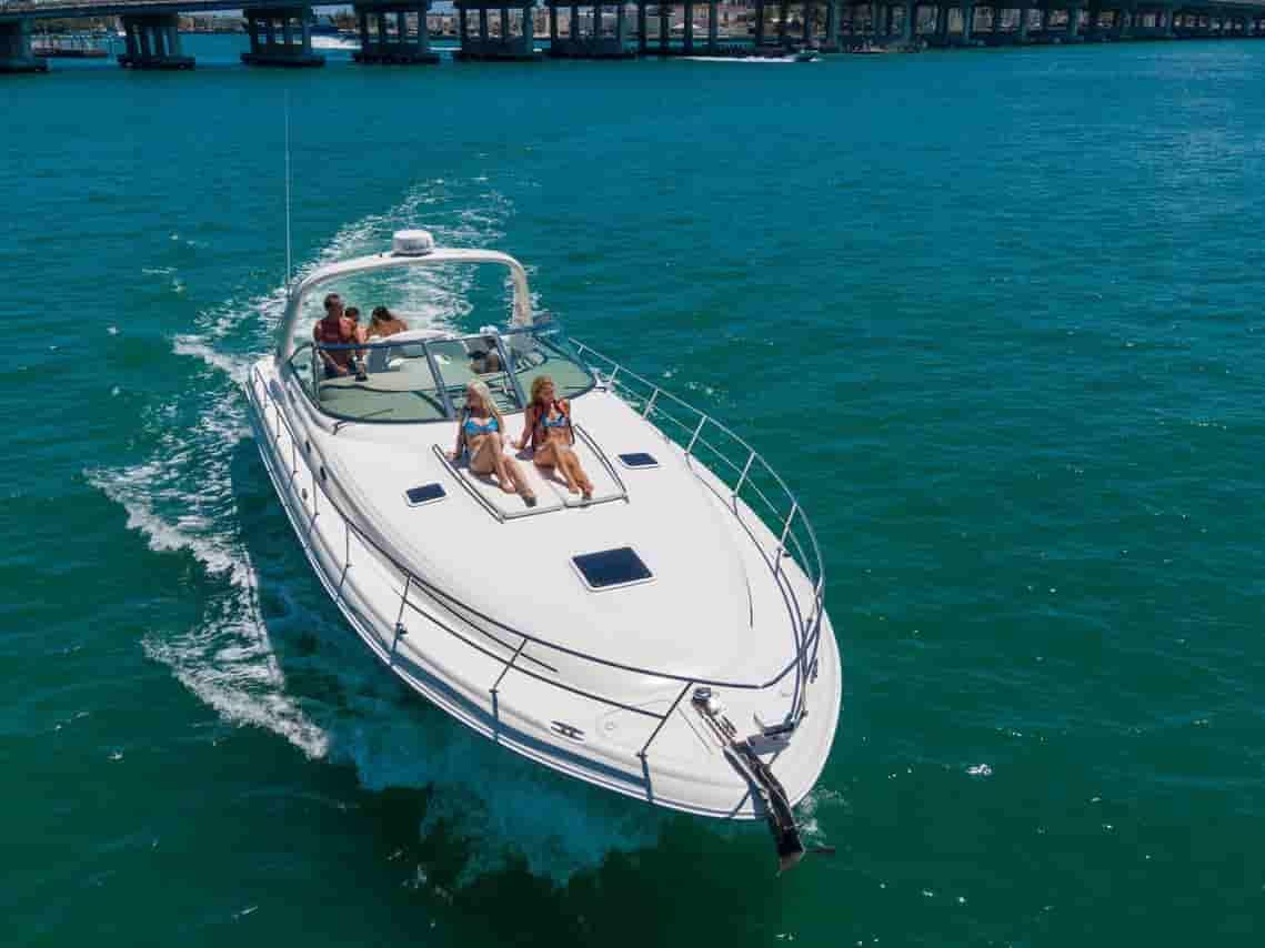 Motorboat Miami Miami Beach