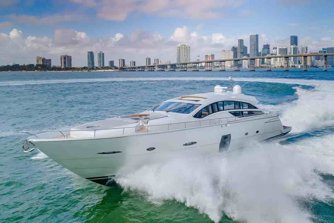Motorboat For Corporate Events Miami Beach