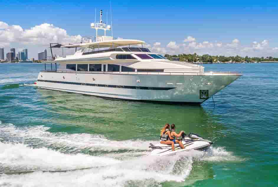 Yacht For Corporate Events Miami Beach