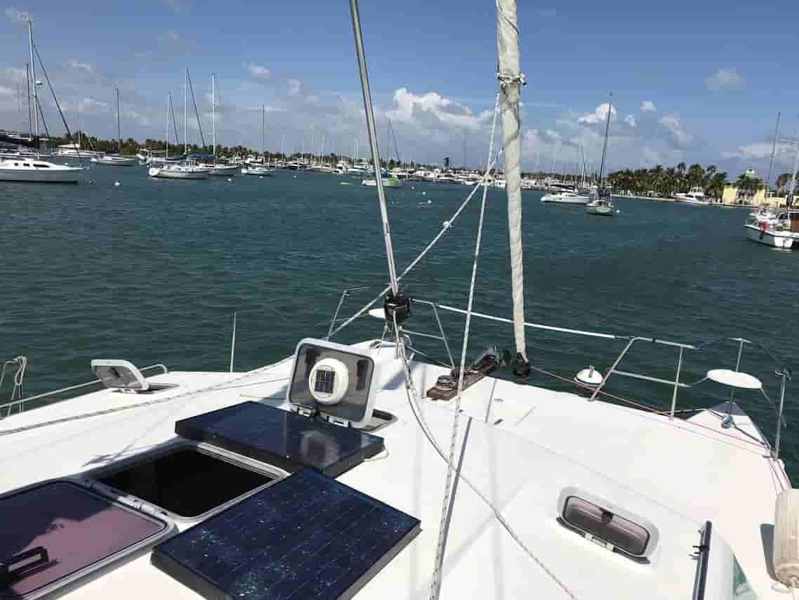 Sailboat Key Biscayne 6
