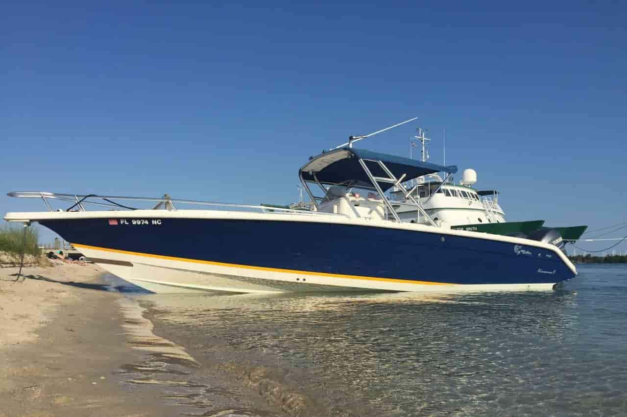 Motorboat Key Biscayne 2