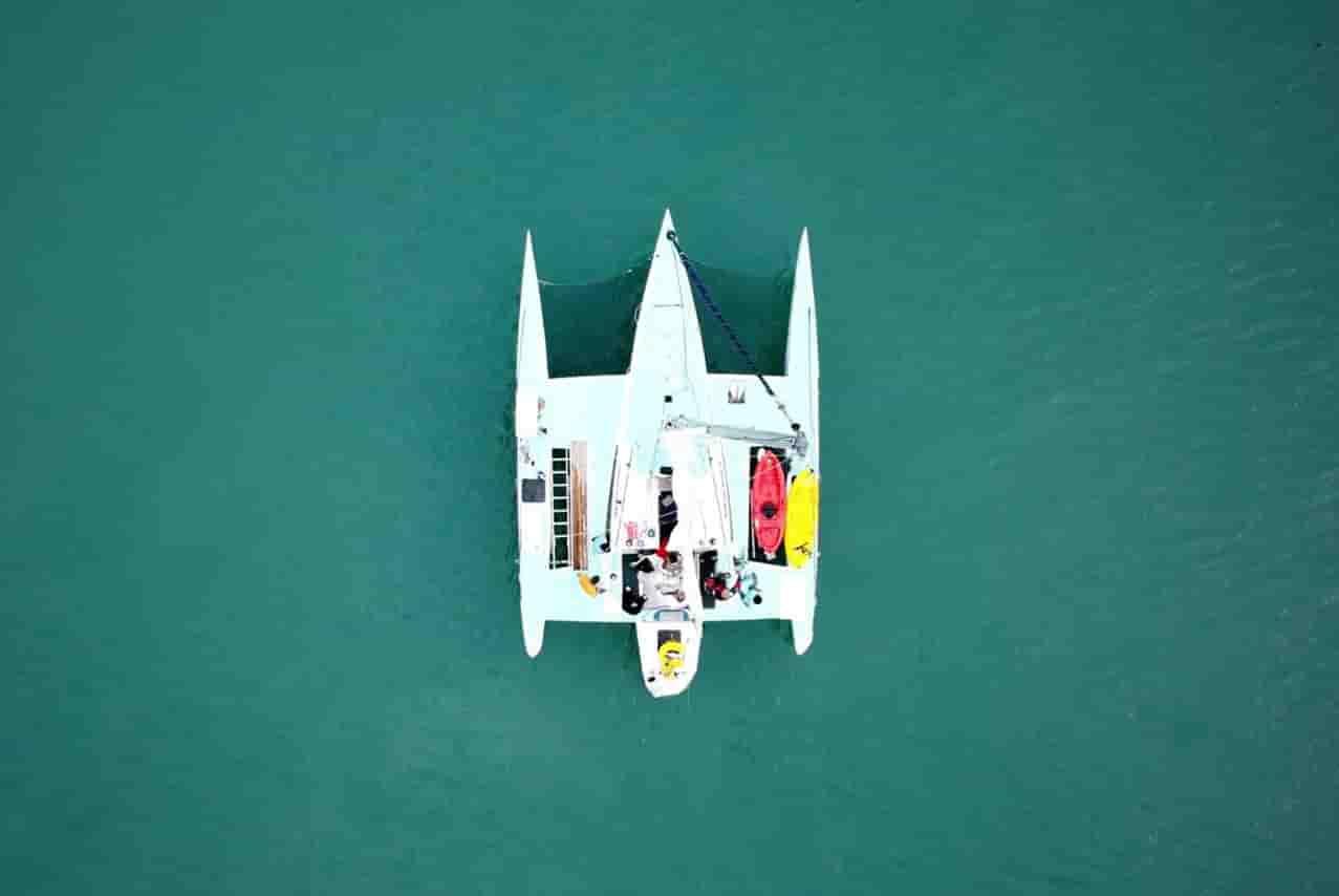Catamaran Key Biscayne