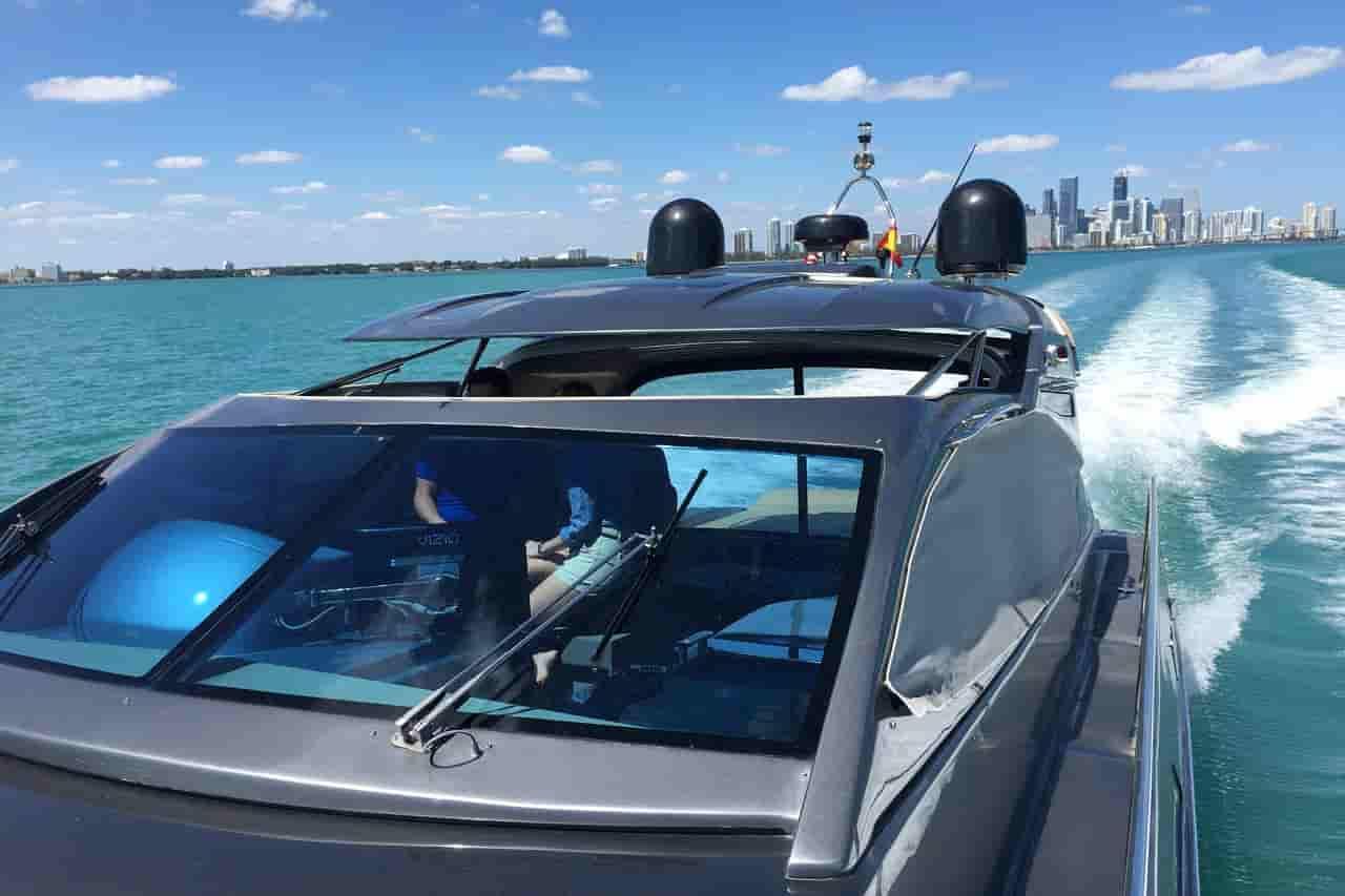 Yacht Key Biscayne 6