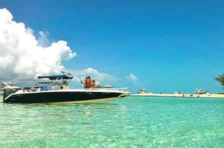 Motorboat Key Biscayne 4