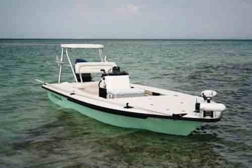 Pontoon Boat Key Biscayne