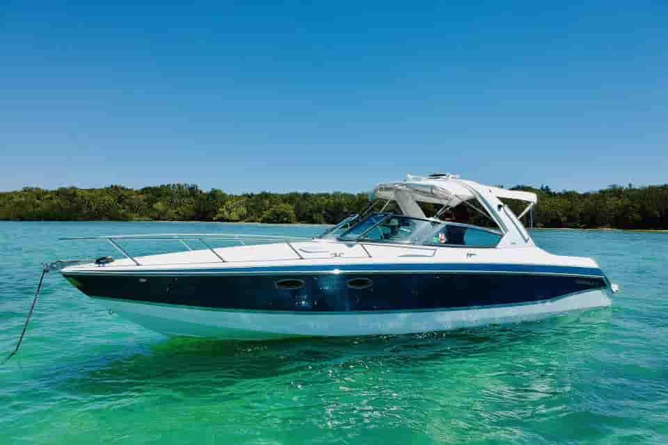 Speedboat Key Biscayne 4