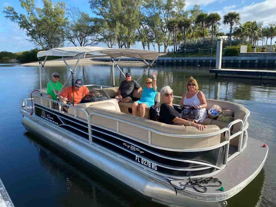 Pontoon Fort Lauderdale