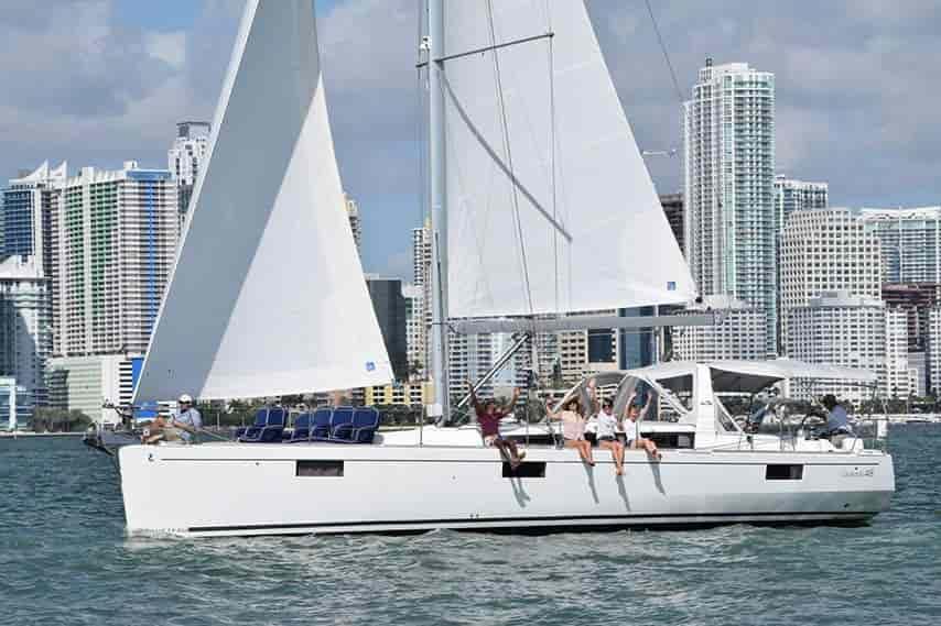 Sailing Boat Coral Gables 7