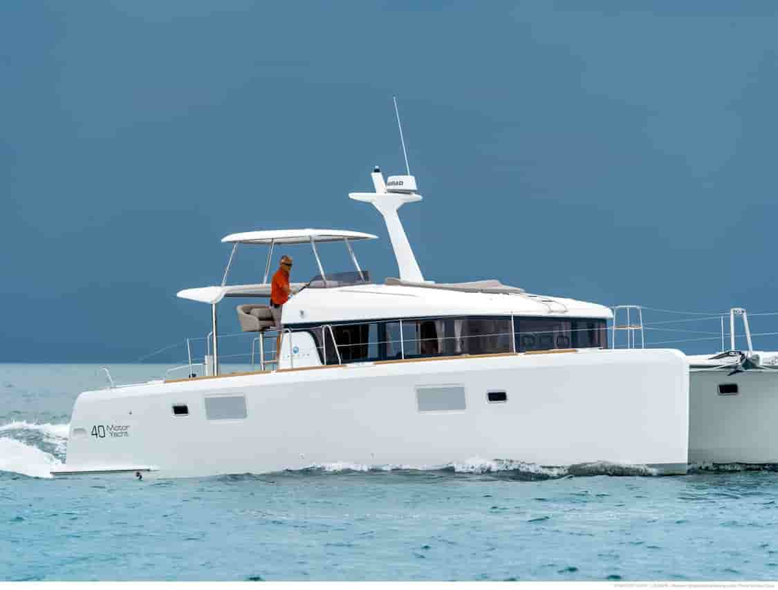 Catamaran Coral Gables
