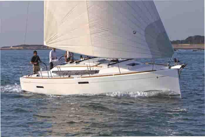 Sailboat Coral Gables 5