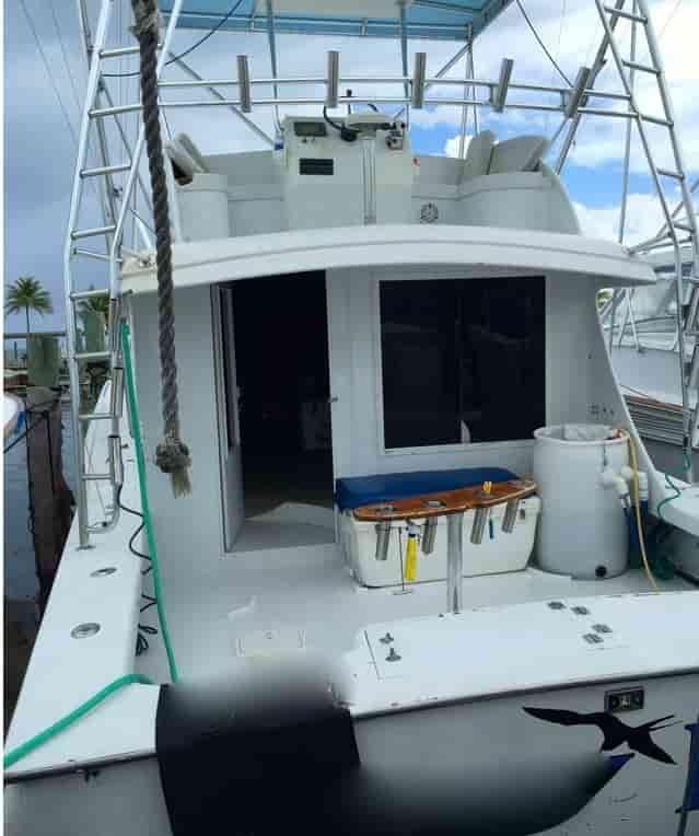 Yacht Islamorada