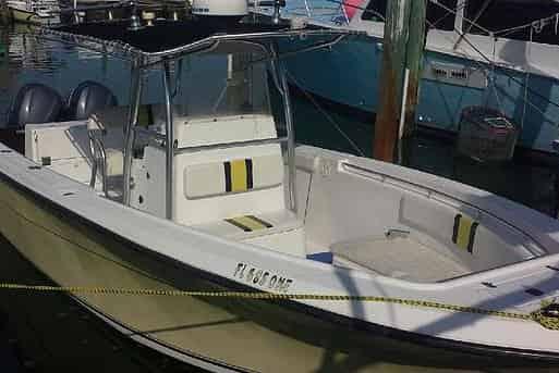 Motorboat Islamorada