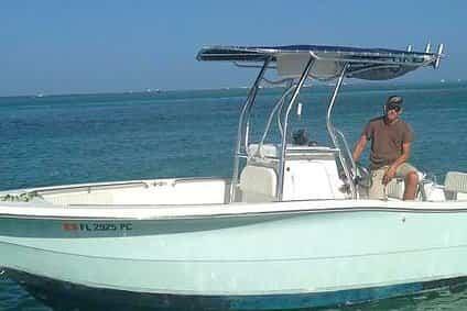Motorboat Islamorada 2