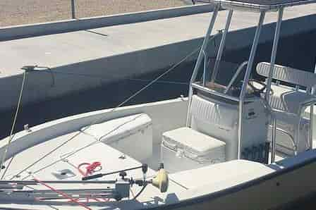 Motorboat Islamorada 3