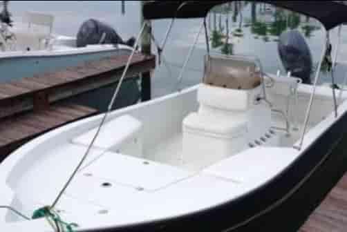 Motorboat Islamorada 5