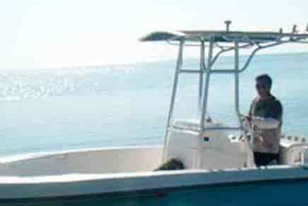 Motorboat Islamorada 6