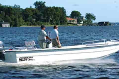 Motorboat Islamorada 7