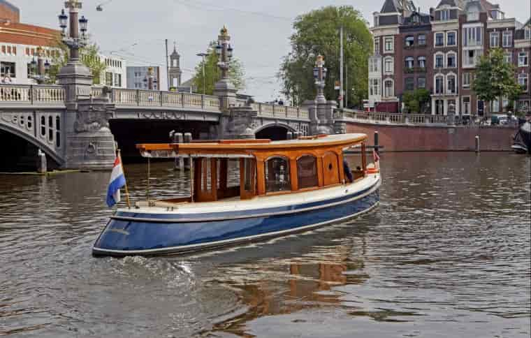 Partyboat Amsterdam 3