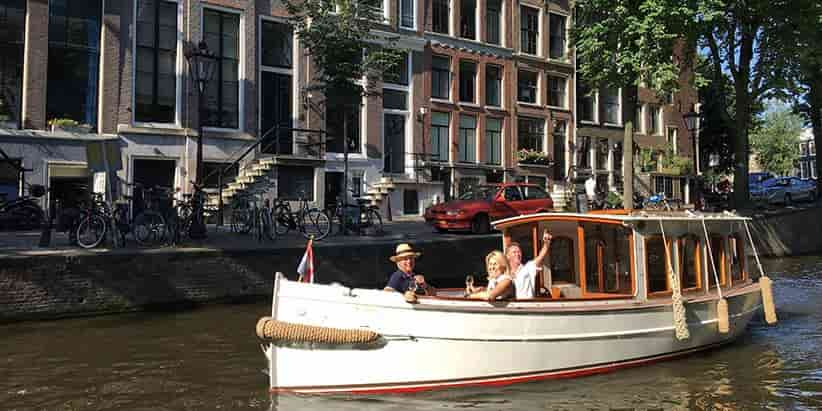 Electric Boat Amsterdam 2