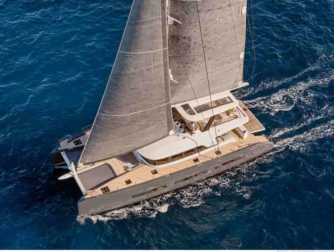 Catamaran Monaco