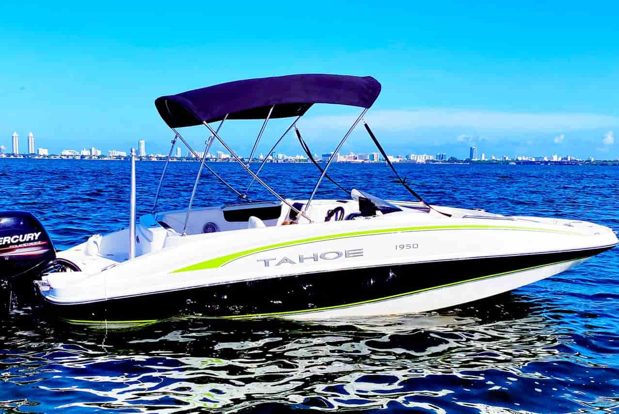 SpeedBoat Miami 3