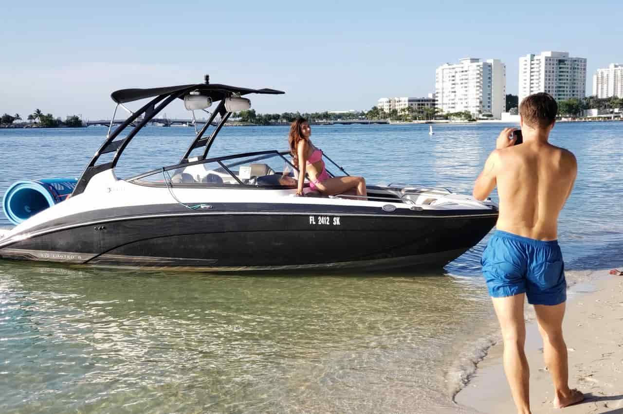 Speedboat Miami 6