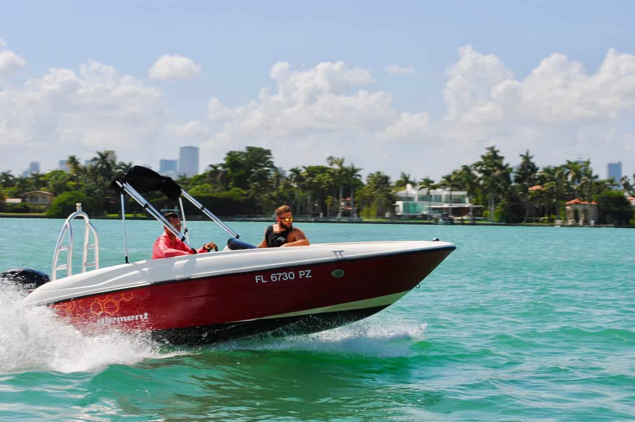 Bayliner Element Miami