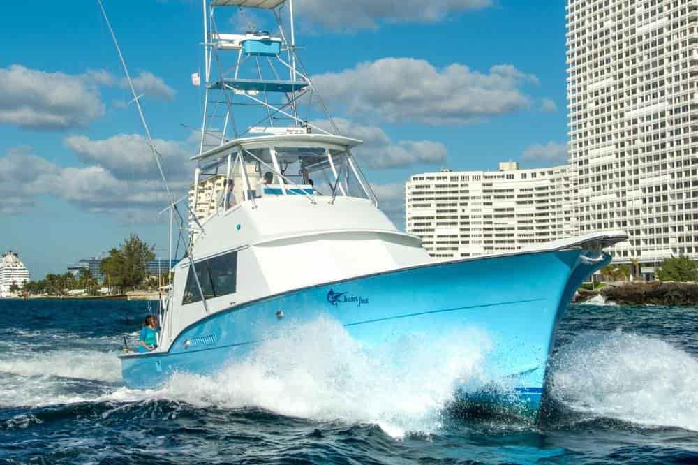 Hatteras Sportfish Fort Lauderdale
