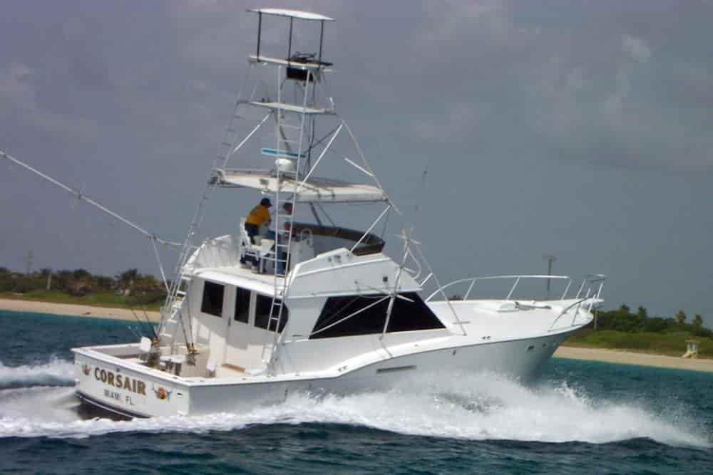 Hatteras Sport Fishing Fort Lauderdale