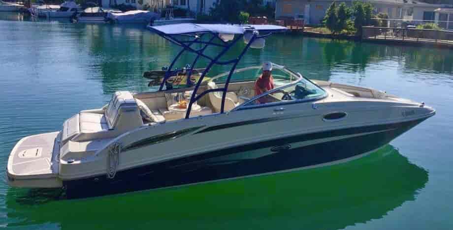 Motorboat Fort Lauderdale