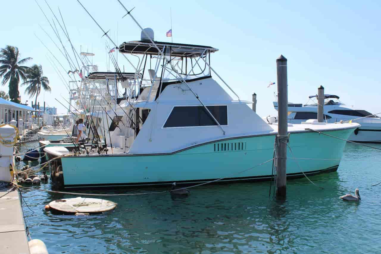 Hatteras Sportfishing yacht Fort Lauderdale