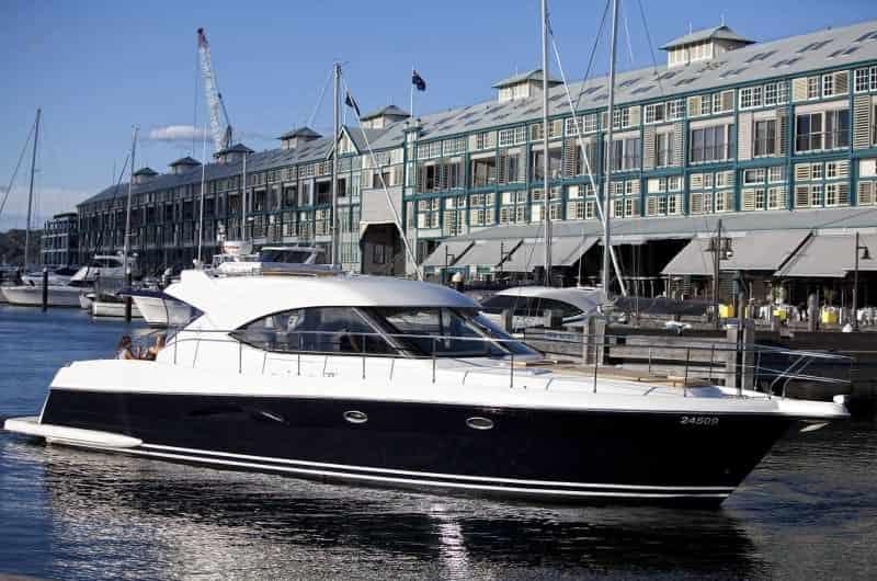 Yacht Sydney