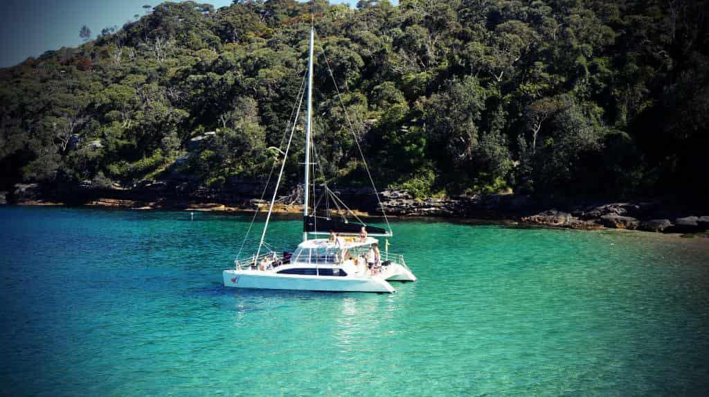 Motorboat Sydney 1