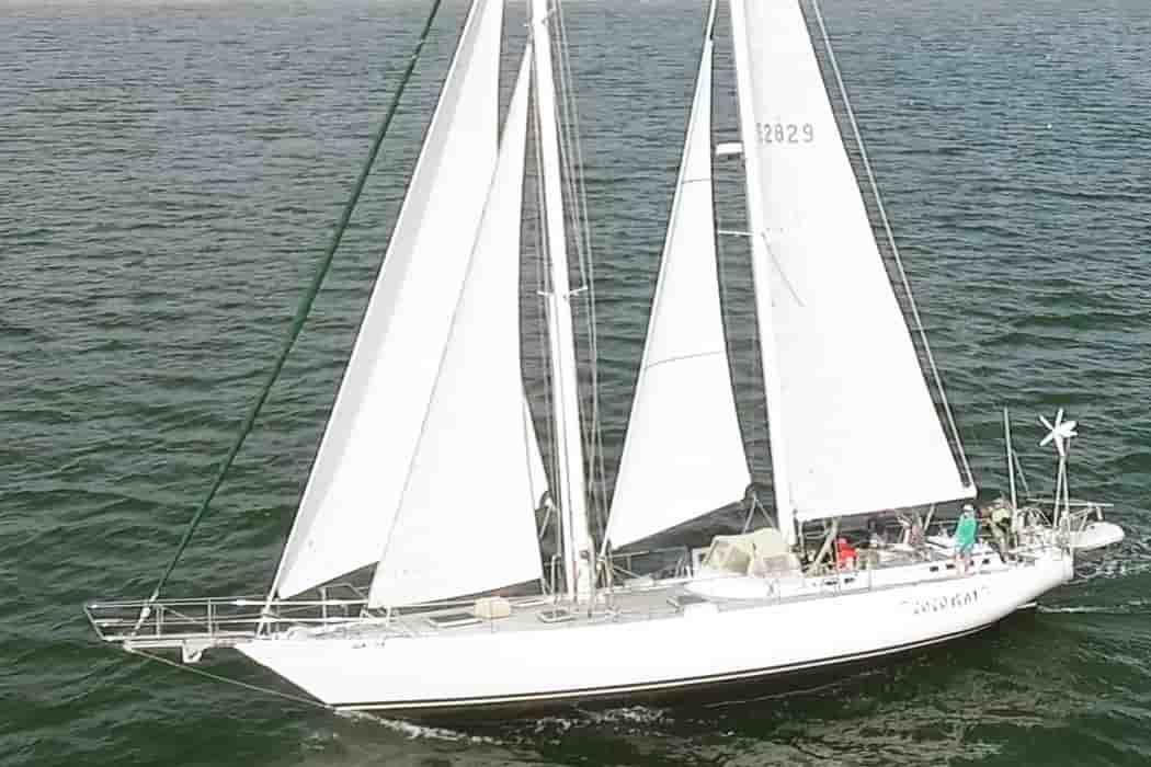 Sailboat Long Beach