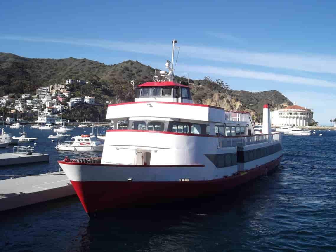 Motorboat Long Beach 2