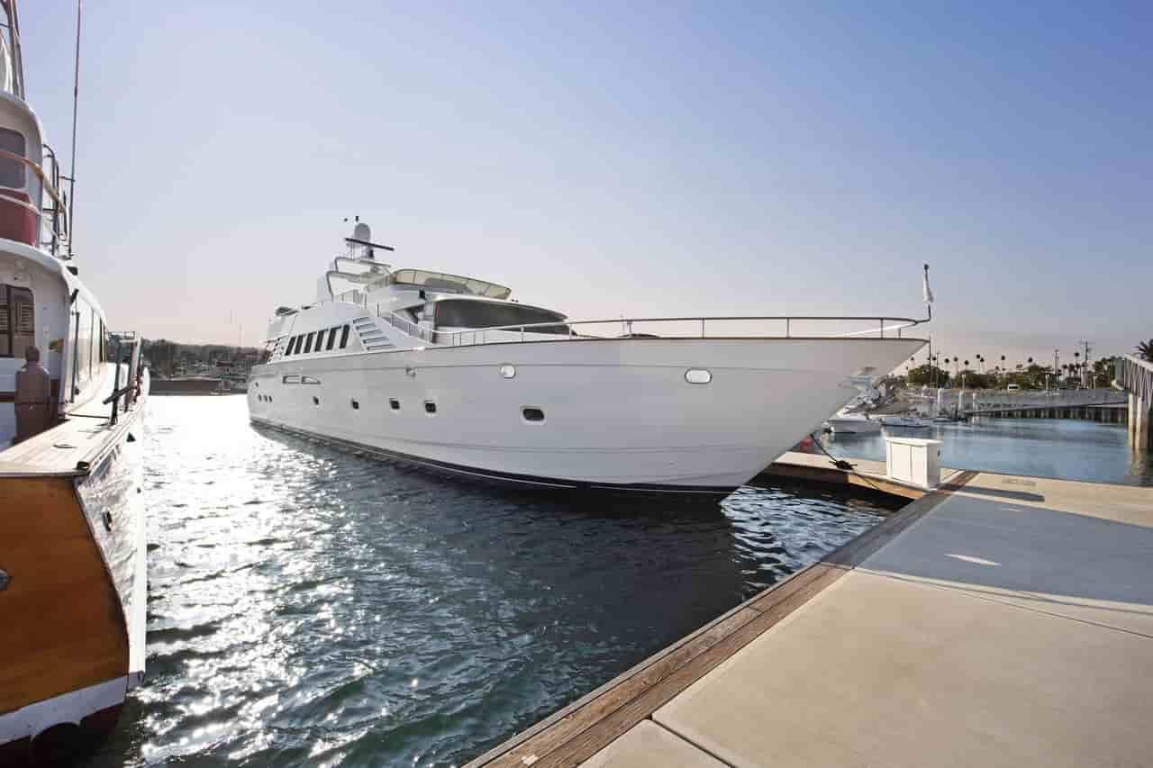 Super Yacht Long Beach 2