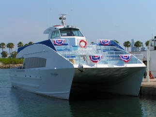 Partyboat Long Beach 3