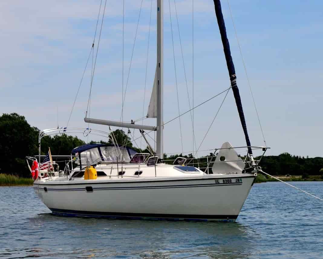 Sailboat Chicago