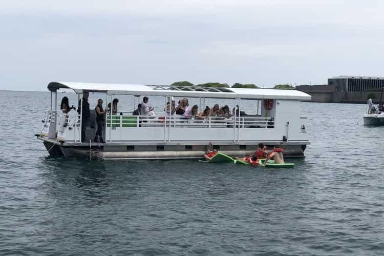 Pontoon Boat Chicago