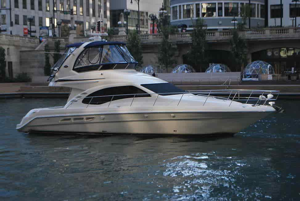 Motorboat Chicago